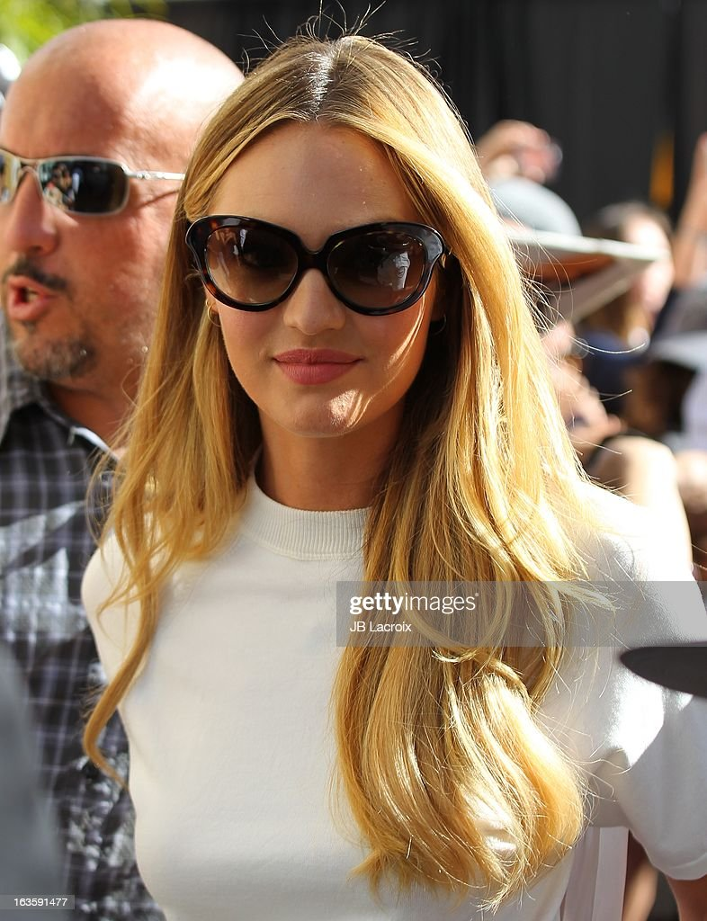 <a gi-track='captionPersonalityLinkClicked' href=/galleries/search?phrase=Candice+Swanepoel&family=editorial&specificpeople=4357958 ng-click='$event.stopPropagation()'>Candice Swanepoel</a> is seen at The Grove on March 12, 2013 in Los Angeles, California.