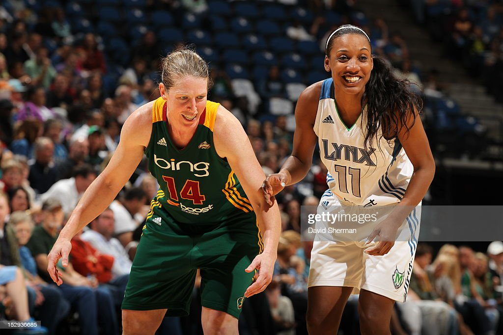 Seattle Storm v Minnesota Lynx - Game One
