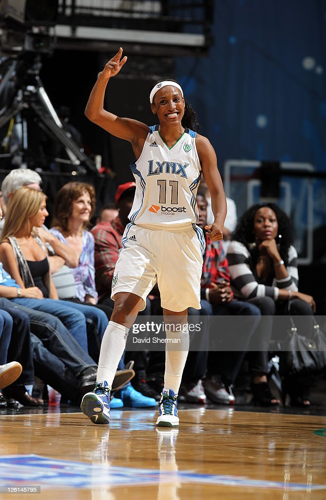 Phoenix Mercury v Minnesota Lynx - Game One