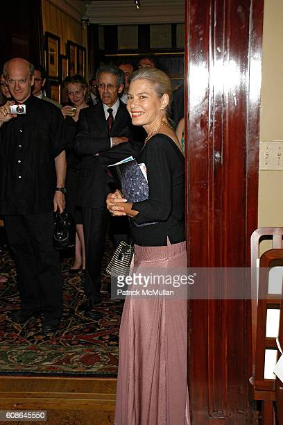 Candida Royalle attends Book Party for 'Off The Record' by NORMAN PEARLSTINE at Arader Galleries on June 25 2007 in New York City