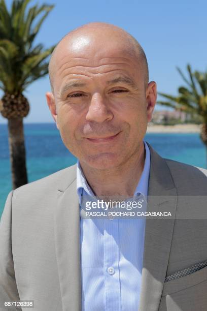 Candidate for the right wing party Les Republicains party for the first district of Corse du Sud department of the French Mediterranean island of...