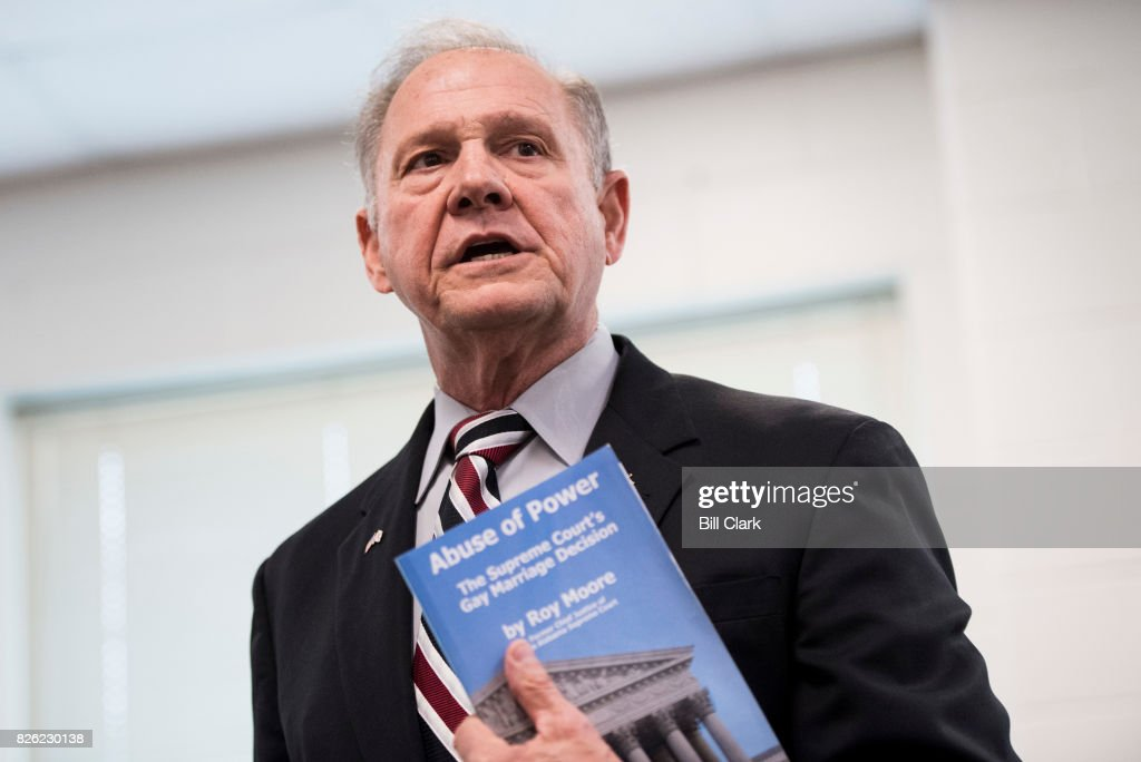 Alabama Senate Candidate Roy Moore Accused Of Unwanted Sexual Contact Of Teens