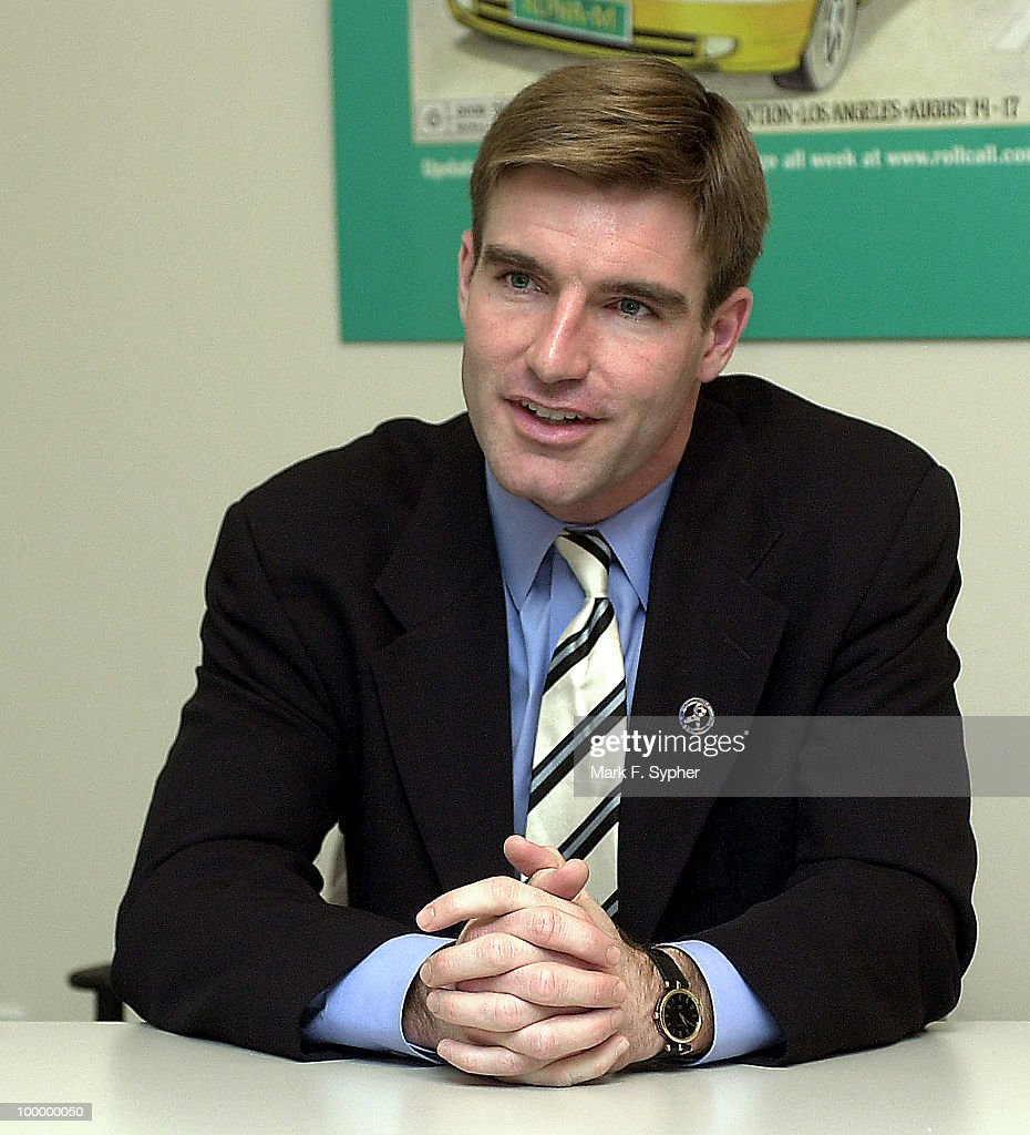 Candidate Jack Conway