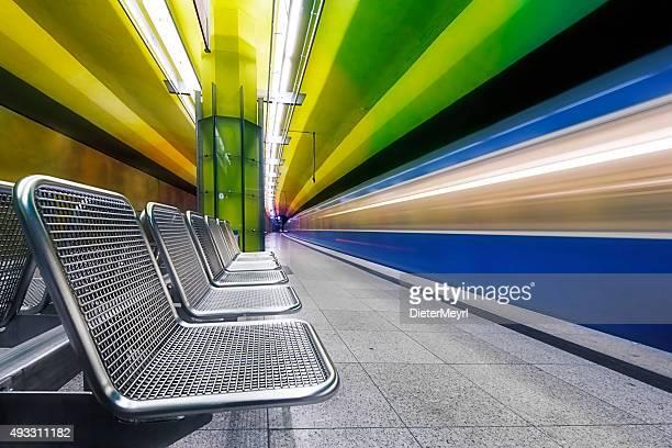 Candidplatz estación de metro de Munich
