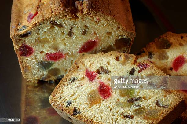 Candied fruitcake