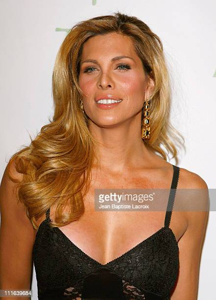 Candis Cayne arrives at the DWTS Tour KickOff Party for Lance Bass at Yamashiro Restaurant on December 10 2008 in Los Angeles California