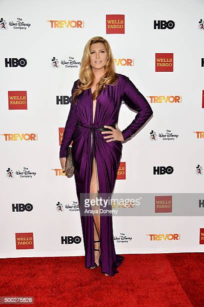 Candis Cayne attends the TrevorLIVE LA 2015 event at Hollywood Palladium on December 6 2015 in Los Angeles California