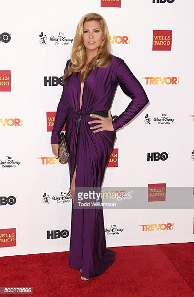 Candis Cayne attends TrevorLIVE LA at Hollywood Palladium on December 6 2015 in Los Angeles California
