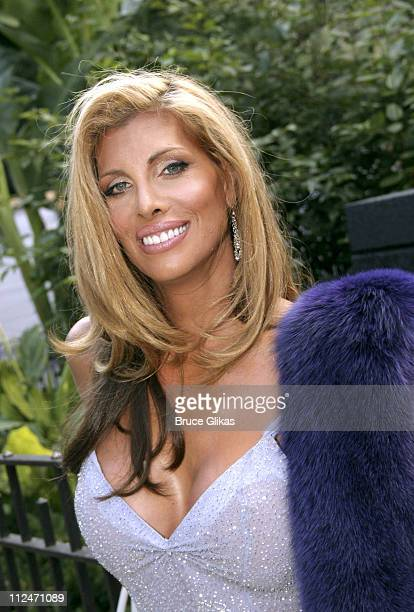 Candis Cayne during Wigstock Festival 2005 at Tompkins Square Park in New York City New York United States