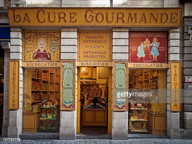 Candy & Boutique de chocolats à Bruxelles