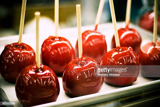Candy apple reflections