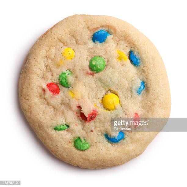 Candy Cookie Isolated + Clipping Path