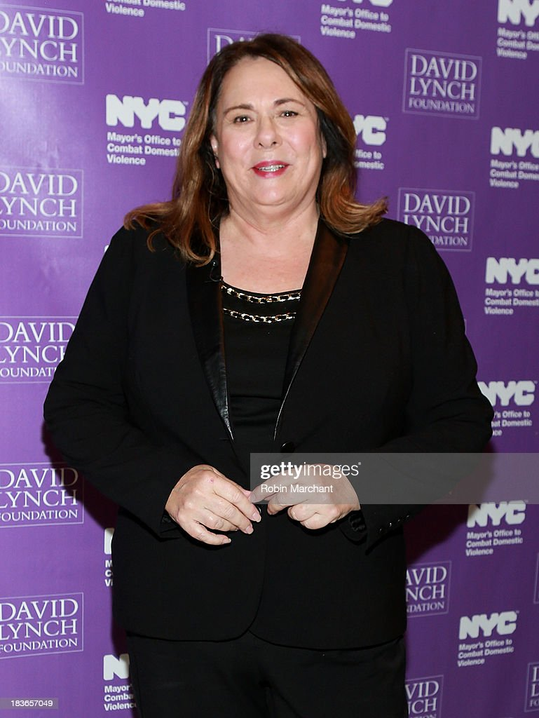 Candy Crowley attends Women in the Workplace: Reducing Stress With Meditation at Paley Center For Media on October 8, 2013 in New York City.