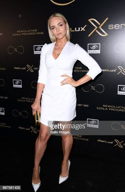 Candy Girl attends the Forever Young Varilux gala on June 06 2017 at the IMKA Theatre in Warsaw Poland The gala was organized by a producer of...