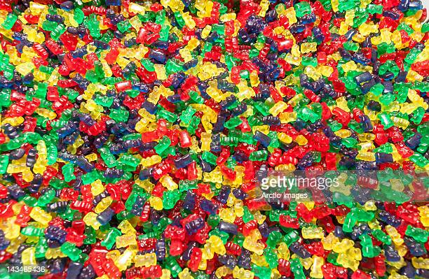 Candy, Gummi  bears