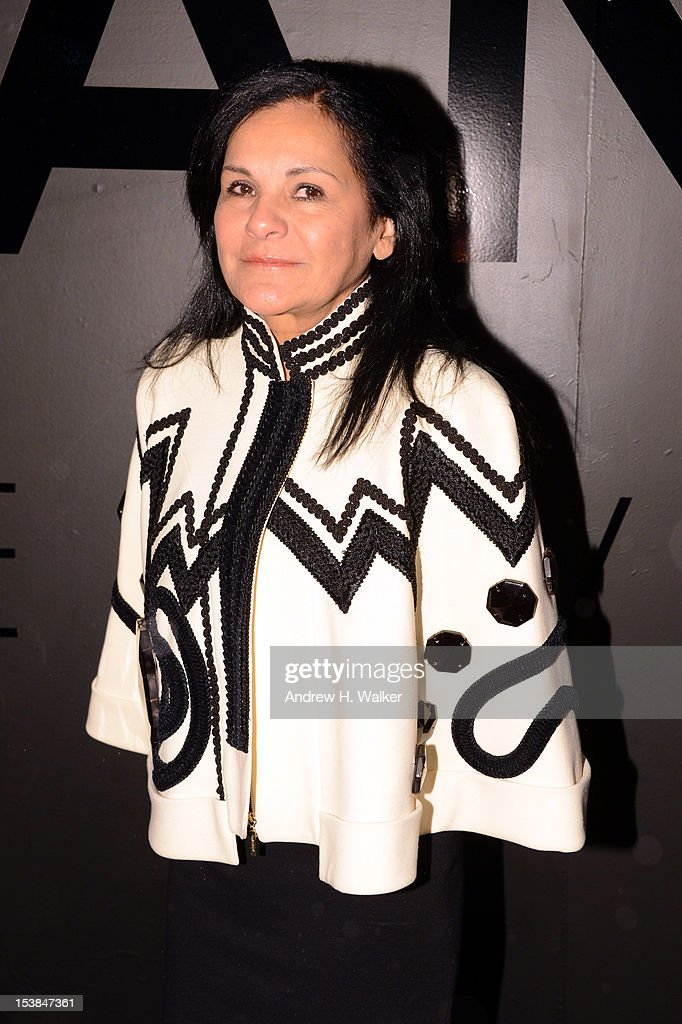 Candy Pratt attends the celebration of CHANEL FINE JEWELRY'S 80th anniversary of the 'Bijoux De Diamants' collection created by Gabrielle Chanel on October 9, 2012 in New York City.