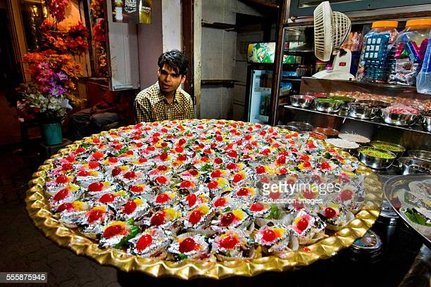 Candy Seller Mumbai India
