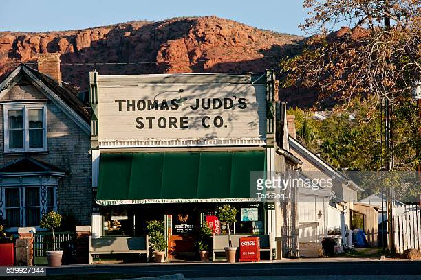 A candy store in the city of Saint George in southern Utah nicknamed Utah's Dixie