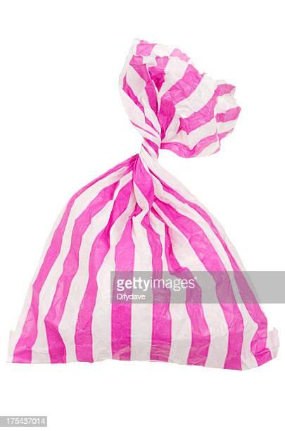 Candy rayado Sweet bolsa
