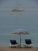 cannes at the mediterranean sea