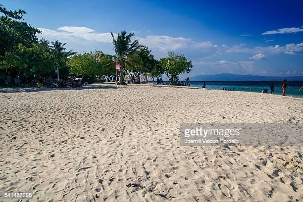 Canigao Island, Matalom, Leyte, Philippines