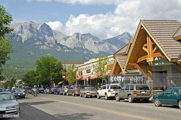 Canmore, Alberta, Canadá. Verano 1