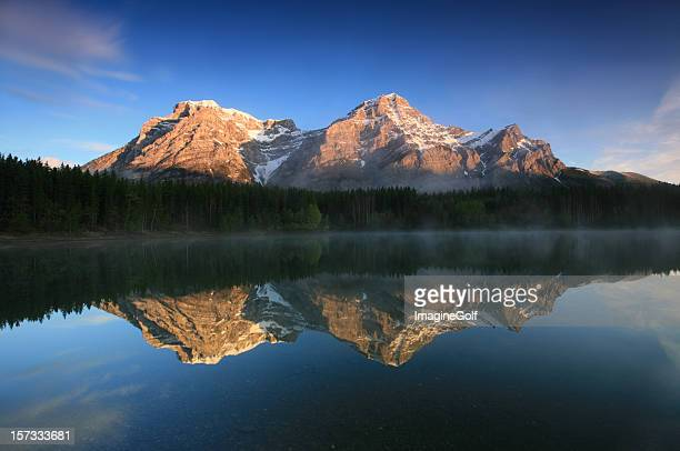 Canmore Canadian Rockies Mountain Scenic