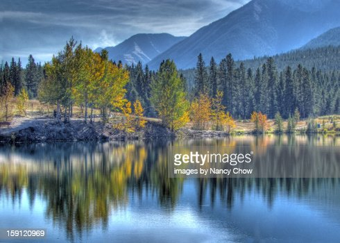 Canmore's Gem : Stock Photo