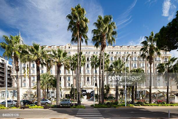 Canne InterContinental, Boulevard de la Croisette