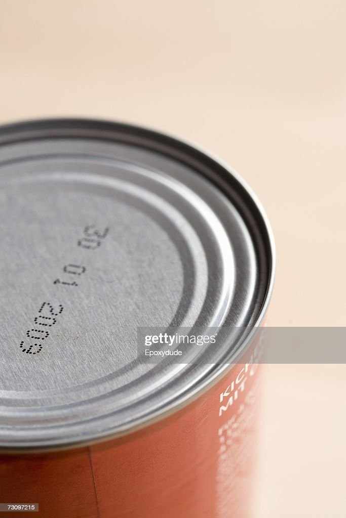 Canned food : Stock Photo