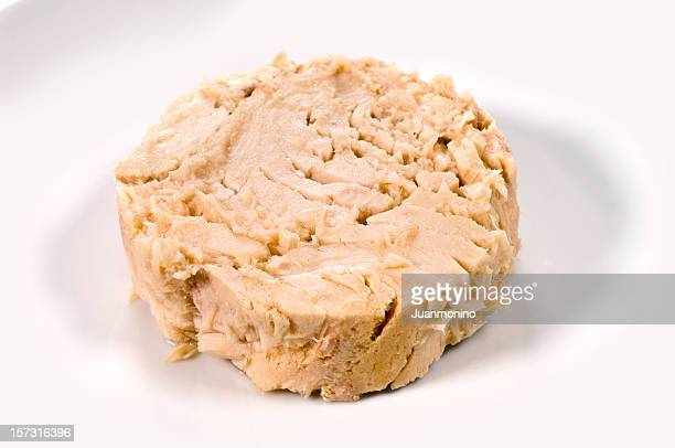 Canned white meat tuna