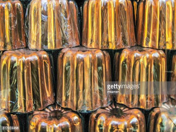 Cannele moulds, Bordeaux, Gironde, Aquitane, France