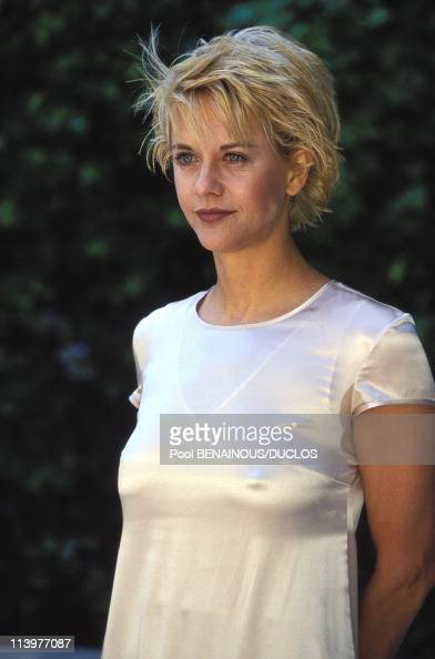 Cannes 94 Meg Ryan And Kevin Kline In Cannes France On May 14 1994Meg Ryan