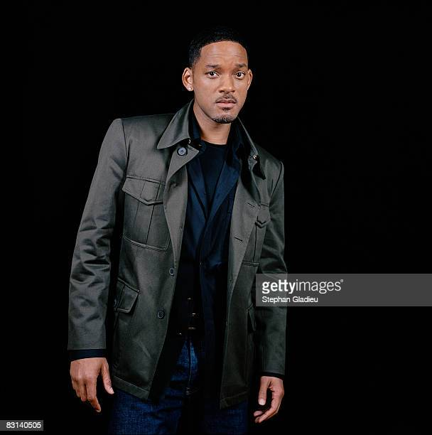 Actor Will Smith poses at a portrait session in Cannes on March 6 2005