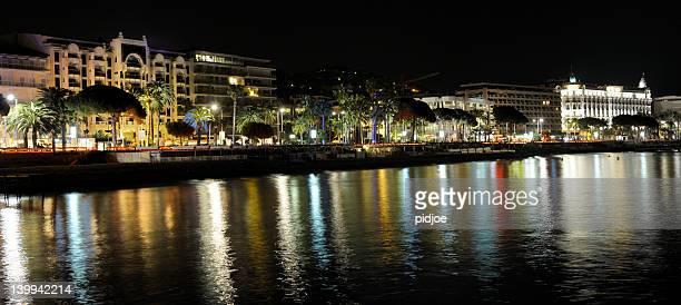 Cannes de nuit