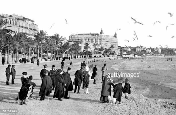 Cannes Croisette by 1920 CAP 273BIS