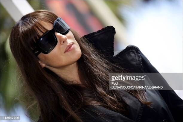Cannes Film Festival Photo call of 'Le Deuxieme souffle' in Cannes France on May 21 2006Monica Bellucci