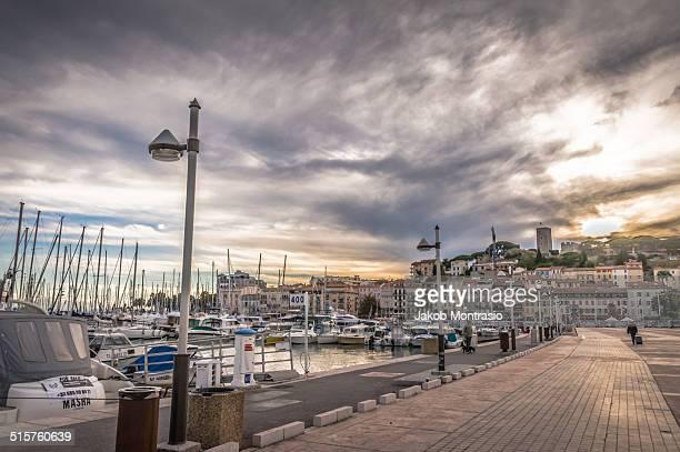 Cannes Harbour