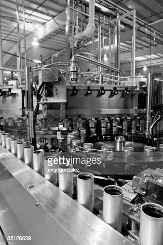Canning production