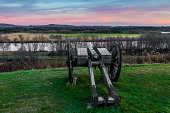 Cannon at the Great Redoubt