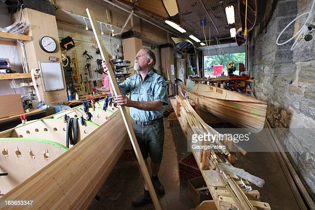 Canoe Building Small Business