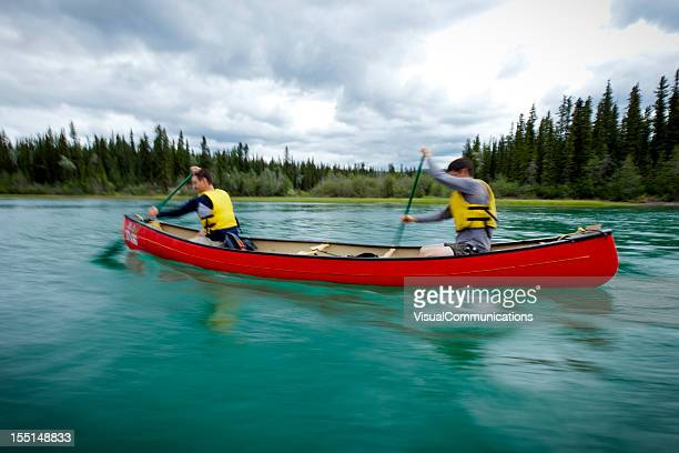 canoeing trip.