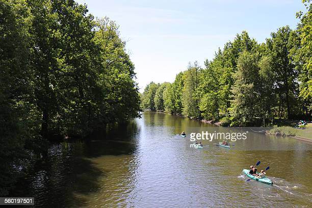 Canoe-tour