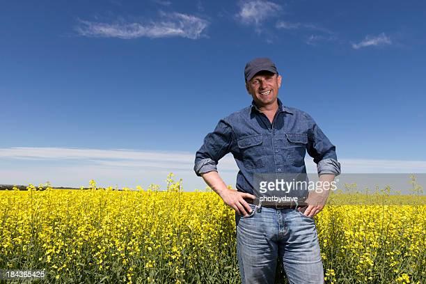 Canola Agricultor