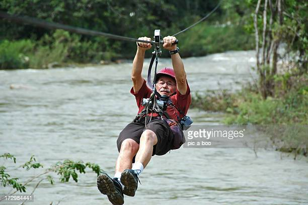 Canopy tour in Mexico