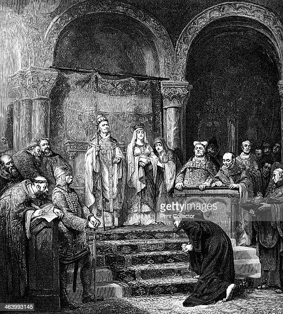 Henry Iv Holy Roman Emperor Stock Photos and Pictures ...