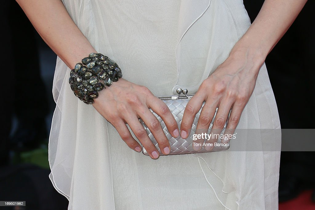 Cansu Dere attends the Premiere of 'La Venus A La Fourrure' at The 66th Annual Cannes Film Festival on May 25, 2013 in Cannes, France.