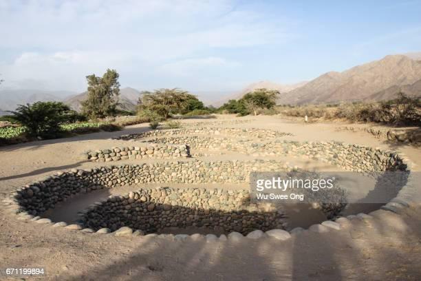 Cantalloc Aqueducts in Nazca