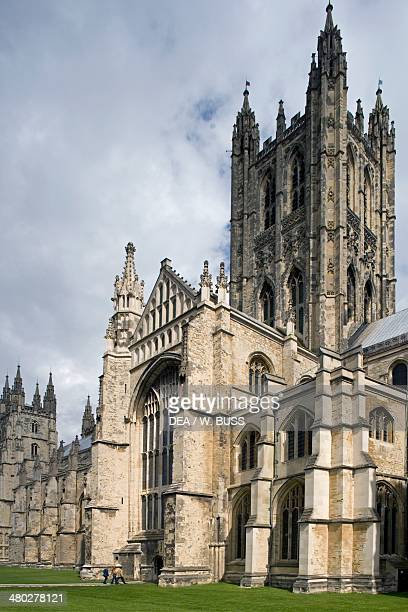 Canterbury cathedral Medieval cathedral Kent United Kingdom