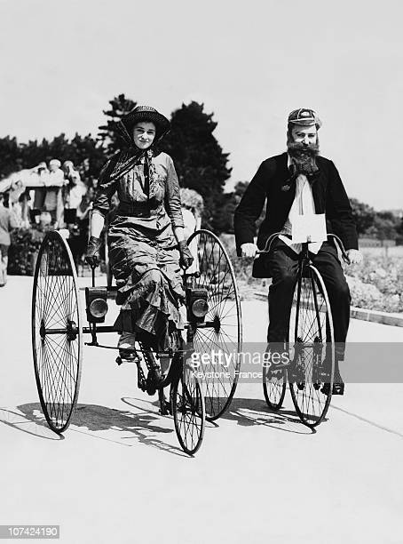 Canterbury Cycles Festival In England On August 2Nd 1951